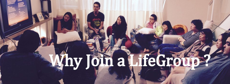 Why Join a Lifegroup2