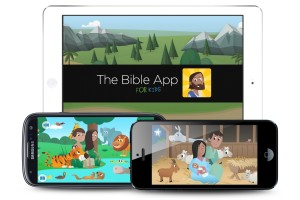 bible apps for kids